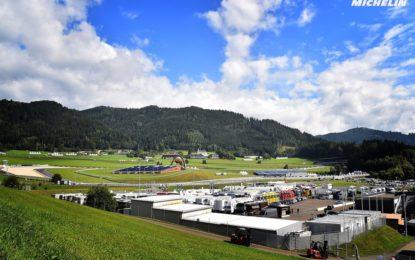 Il Motomondiale in azione in Austria: gli orari TV