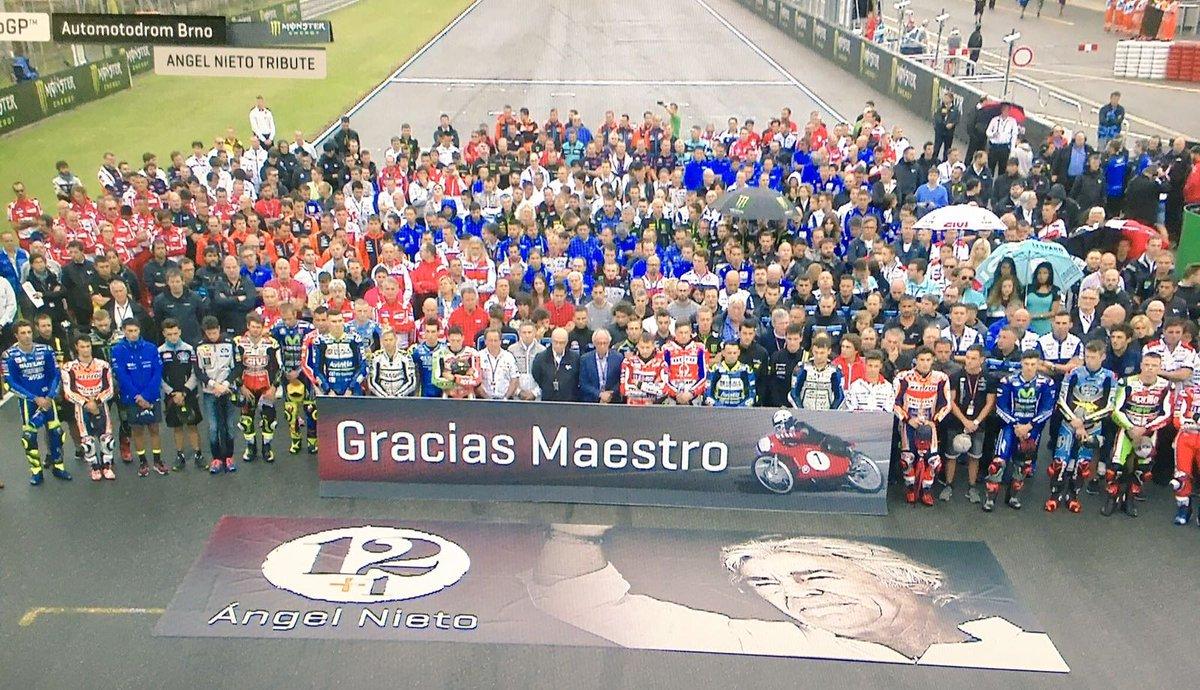 Angel Nieto: il Motomondiale ricorda un campione unico