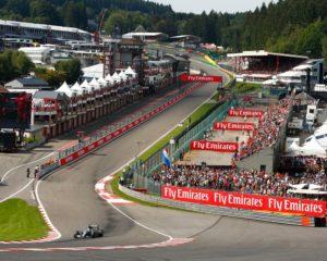 Rinnovo triennale per il GP del Belgio