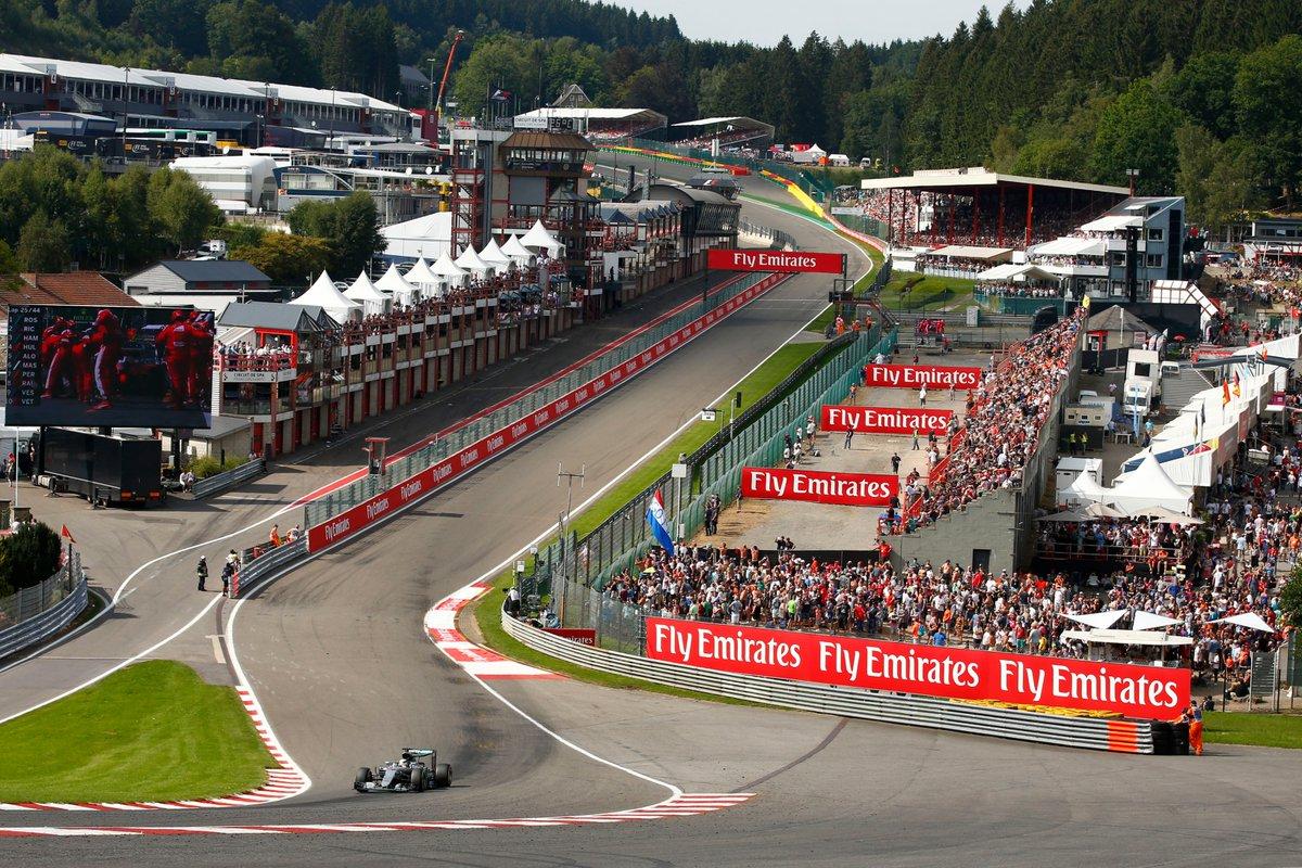 Belgio: pista pro-Mercedes, bisogna attaccare