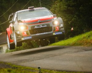 WRC: Citroën e Mikkelsen secondi in Germania