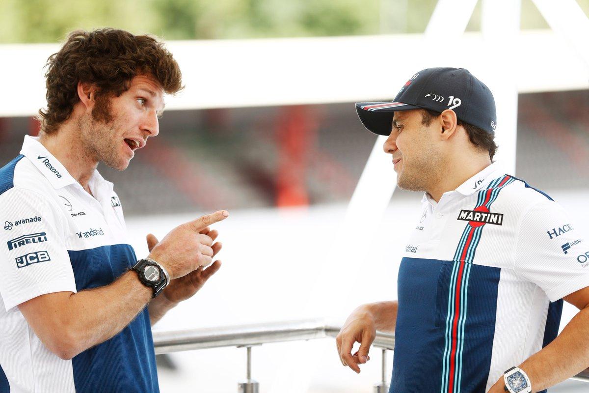 Guy Martin in forze alla Williams nel GP del Belgio