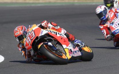 """Marquez: """"Una giornata molto sfortunata"""""""