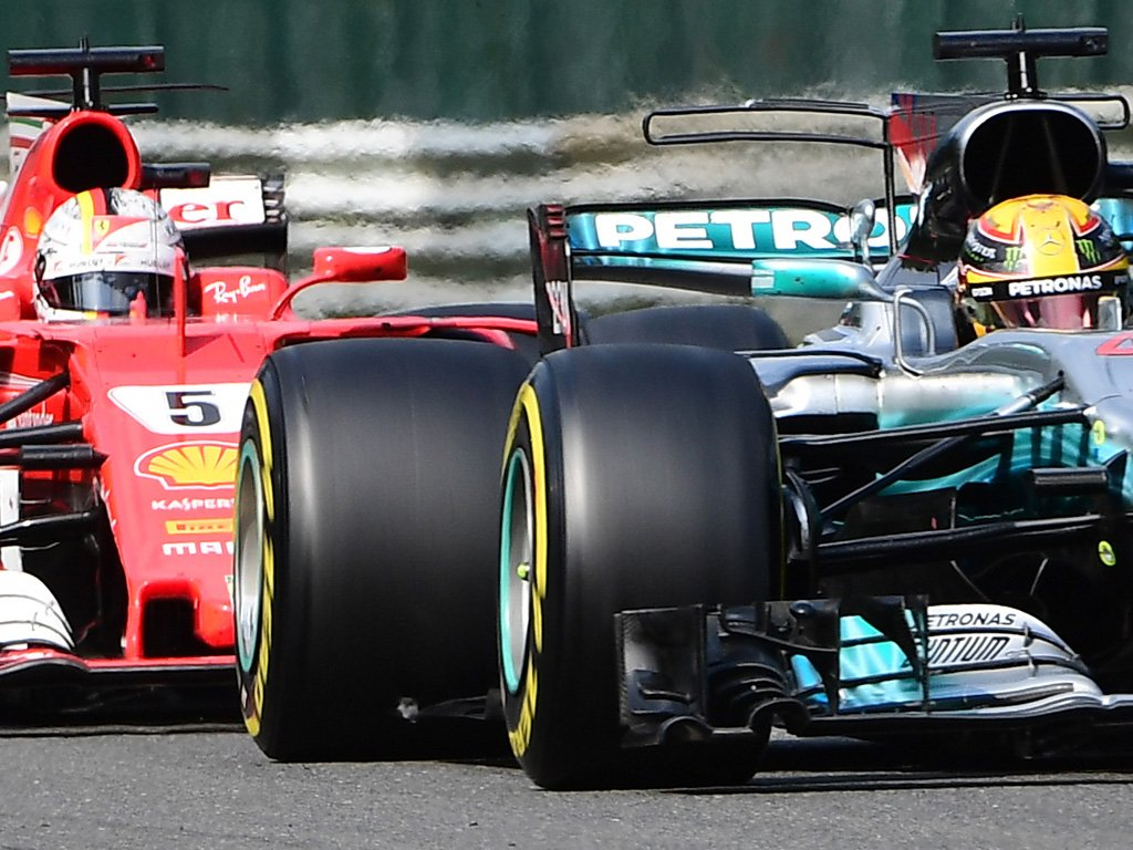 Netflix ignora Mercedes e Ferrari