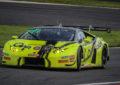 Blancpain GT Series Asia: prima vittoria per la Huracán GT3