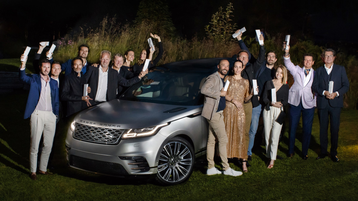 LAND ROVER BORN AWARDS 2017: i vincitori