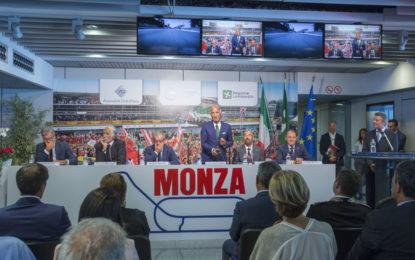 Presentato a Monza l'88° GP d'Italia di Formula 1