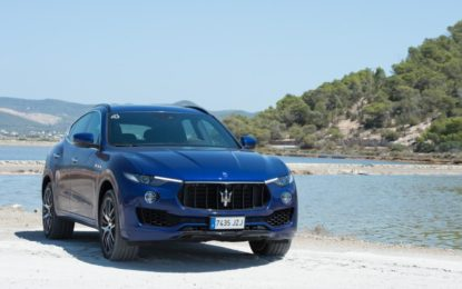 Maserati protagonista dell'estate 2017