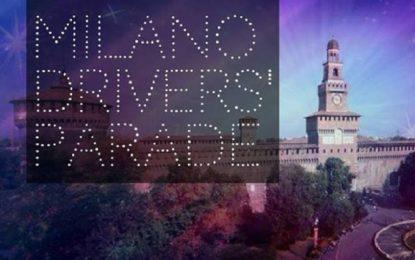 Milano Drivers Parade: cambia l'orario