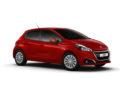 Peugeot 208 Touch in edizione limitata