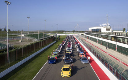 Terza edizione del Porsche Festival al Mugello