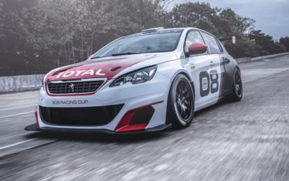 Peugeot 308 Racing Cup debutta nel CIVM