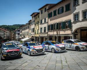 Il punto sul Trofeo Peugeot Competition