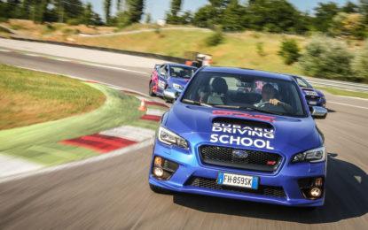 Subaru Driving School: a scuola di sicurezza ed emozioni