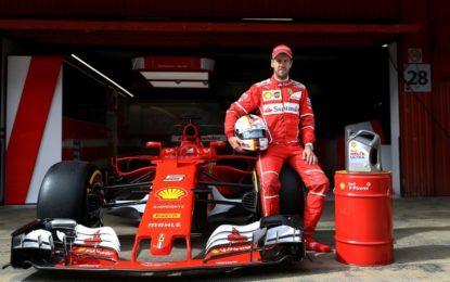 Shell e l'efficienza delle monoposto Ferrari F1