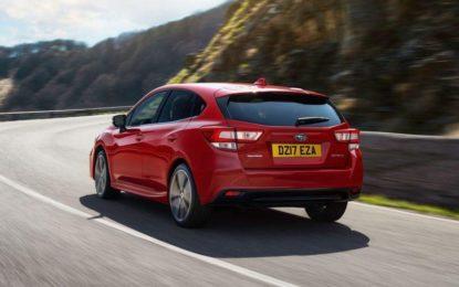 La nuova Subaru Impreza debutta a Francoforte