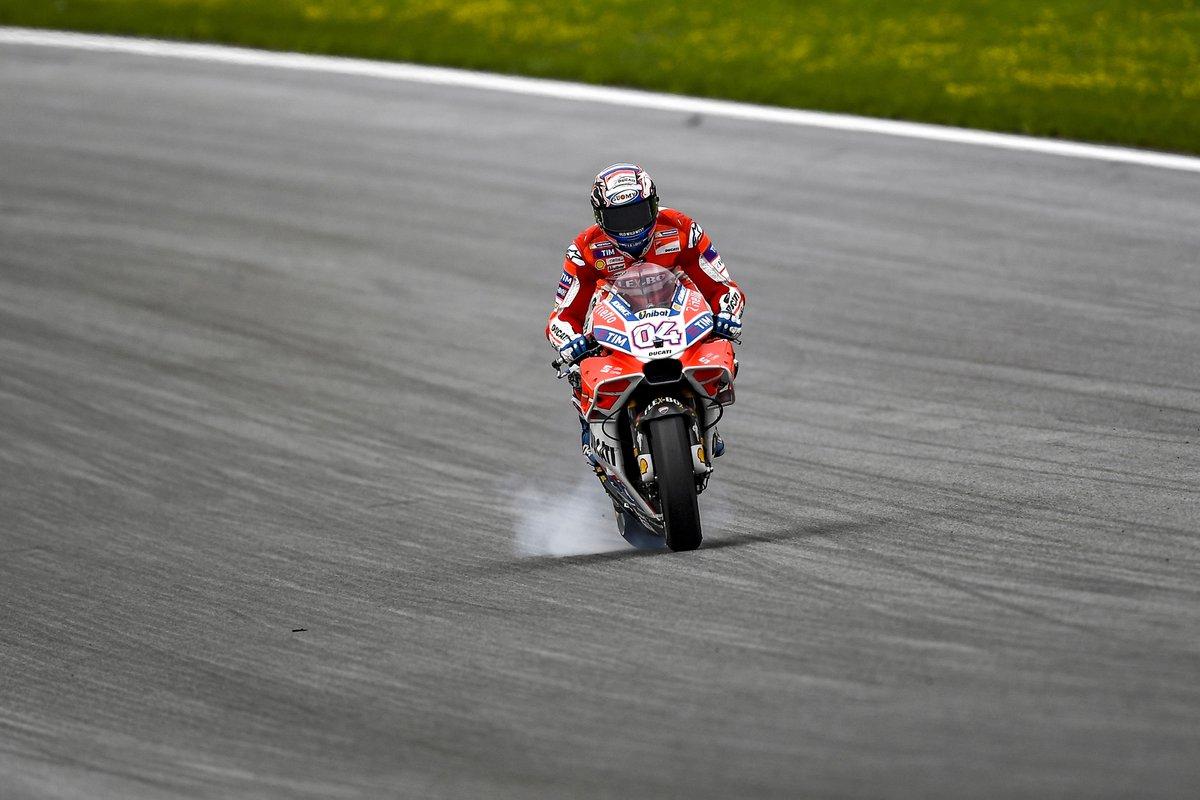 MotoGP: l'impegno degli impianti frenanti al GP d'Austria