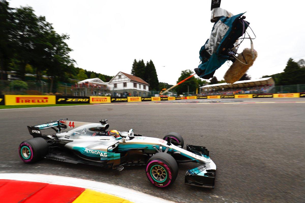 Gp Belgio, Raikkonen precede Vettel nelle ultime libere
