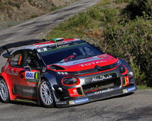 Le Citroën C3 WRC pronte per la Germania