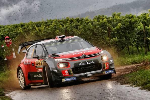 Rallye Deutschland: Mikkelsen secondo assoluto