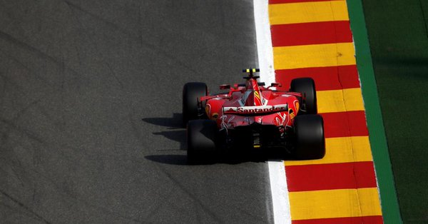 Belgio: Ferrari davanti nelle FP1