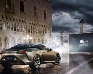 Lexus main sponsor della Biennale di Venezia