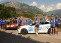 Nuova Honda Civic con la Nazionale di volley