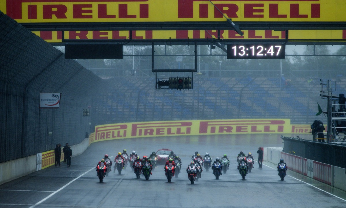 Mondiale Superbike: Pirelli per il 9° round in Germania