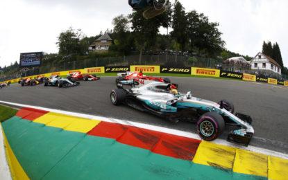 Belgio: Hamilton e Vettel, strategia diversa su due soste