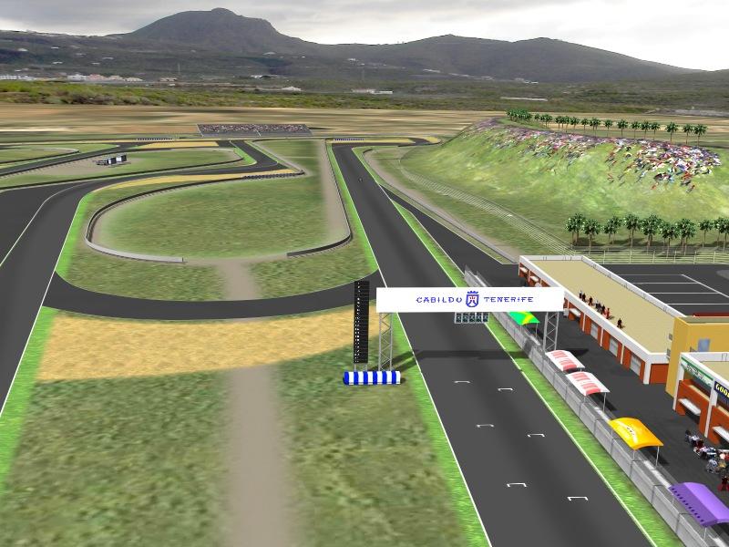Svolta importante per il Circuito del Motor di Tenerife