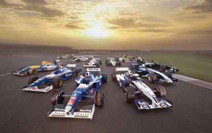 Il sound di 40 anni di Williams