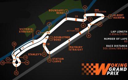 Lo scherzo di Ferragosto della McLaren: un GP a Woking!