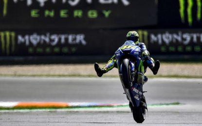 """MotoGP Brno – Valentino Rossi: """"Difficile il podio"""""""