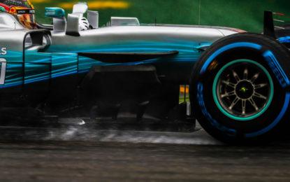 GP Italia: la pole arriva con le full wet