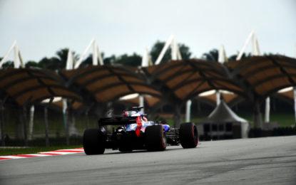 Malesia: nelle FP2 nuovo record della pista a Sepang