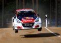 Rallycross: Peugeot 208 WRX pronte per Estering