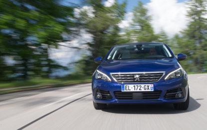 Nuova 308 arriva sul mercato italiano