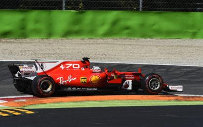 GP Italia: risultato che non può accontentare la Ferrari