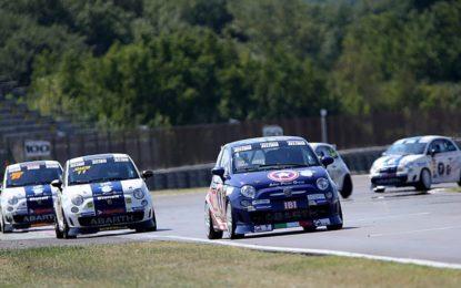 Weekend Abarth al circuito di Imola