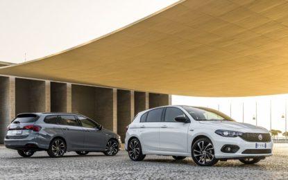 Al via gli ordini della nuova Fiat Tipo S-Design