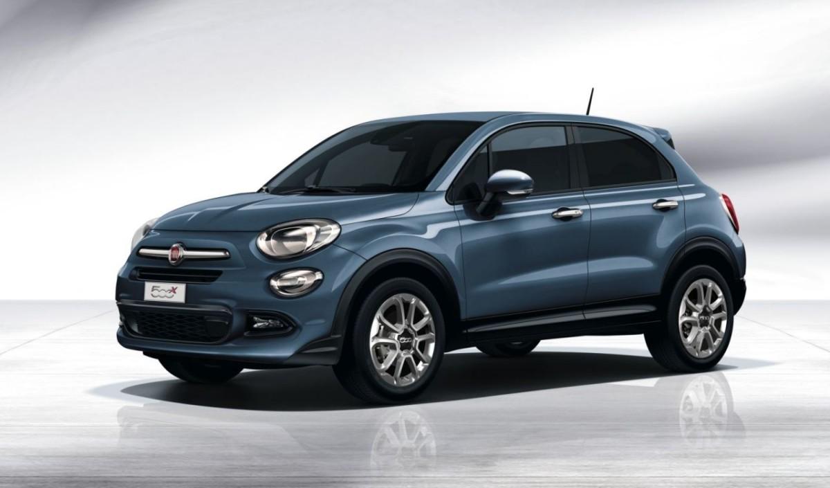 Nuova Fiat 500X Edition