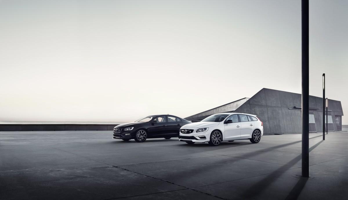 Nuove Volvo S60 e V60 Polestar