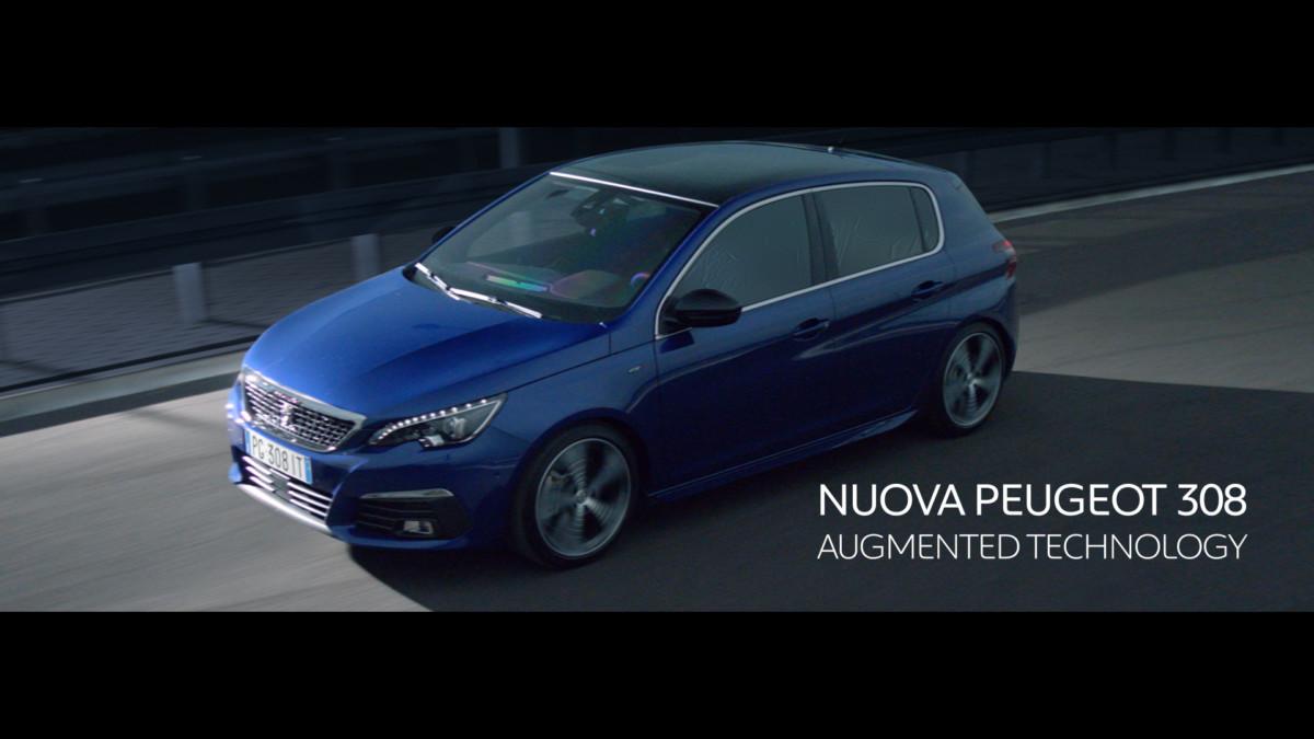 Peugeot 308: lo spot e la nuova firma sonora