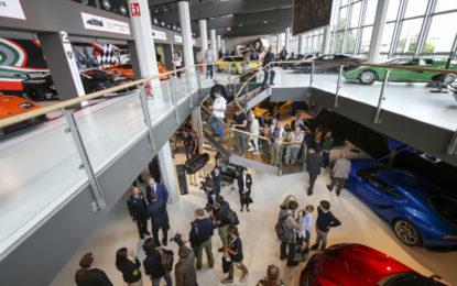 Museo Lamborghini da record!