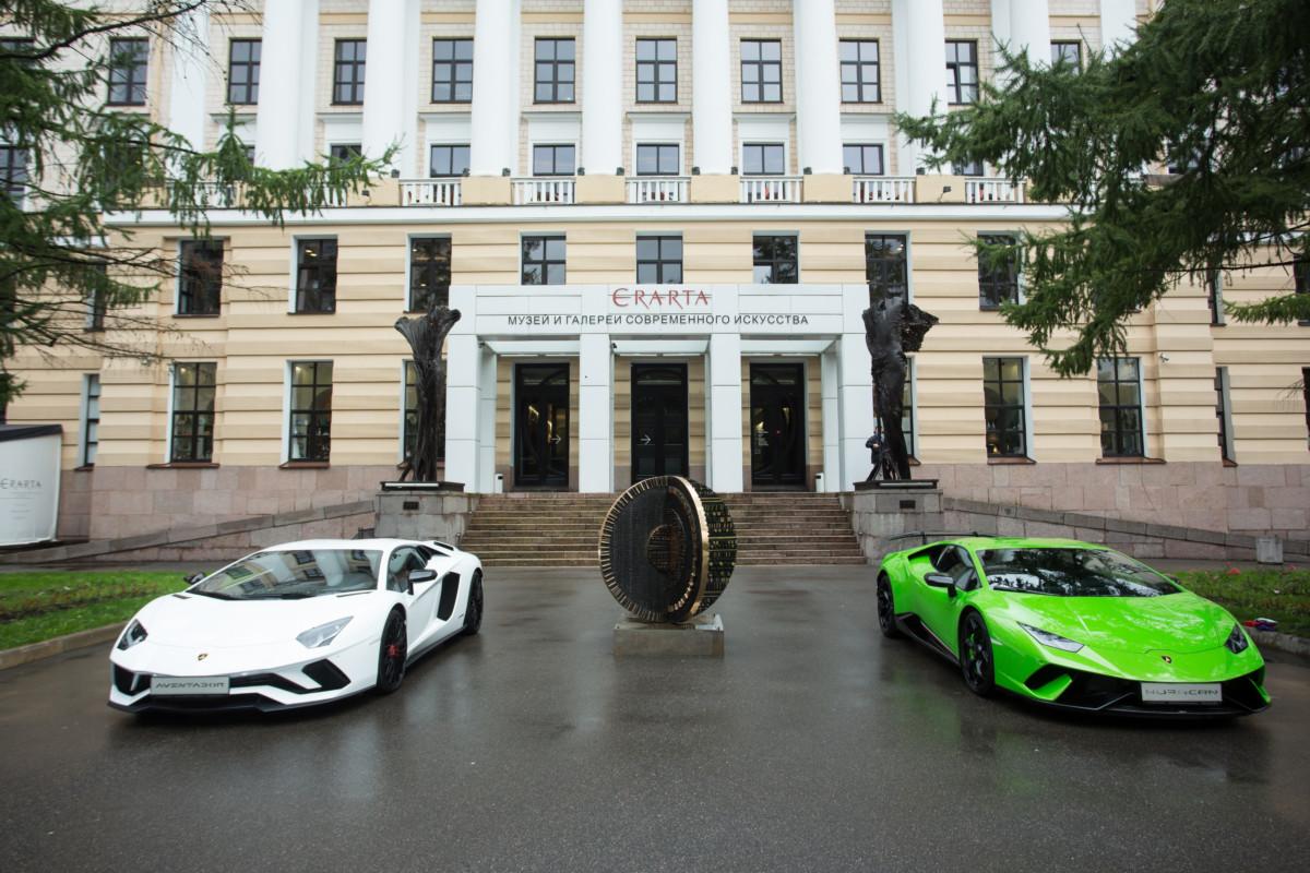 """""""Lamborghini. Design Legend"""" al Museo di San Pietroburgo"""