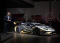 Huràcan Super Trofeo EVO. E arriva Roger Dubuis