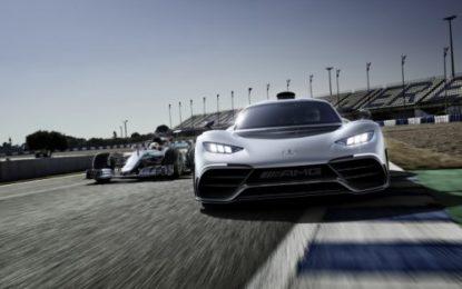 Mercedes-AMG Project ONE: la F1 su strada