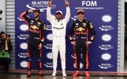 GP Italia: i piloti dopo le qualifiche