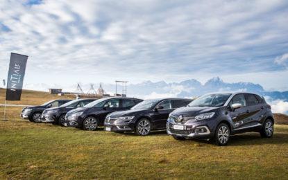 INITIALE PARIS, l'alto di gamma Renault