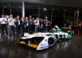 Formula E: Audi presenta la e-tron FE04